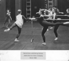 Betsy Carlson teaching a master class to members of Kittiwake Dance Theatre, 1989 / Photo courtesy of the Kittiwake Dance Theatre Collection, Archives and Special Collections, Memorial Libraries