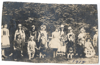 Members of the Rossley Kiddie Company, 1917 / Photo courtesy of the Rossley Kiddie Company Collection (COLL-472, 1.01.007), Archives and Special Collections, Memorial Libraries