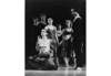 "Rachel Browne created Winnipeg's Contemporary Dancers in 1964 and has left an indelible mark on Winnipeg's modern dance community. Here, Jim Davis, Fred McKitrick, Rachel Browne, Stephanie Ballard, Sara Brummel, Suzanne Oliver and Grant McDaniel perform Browne's ""The Woman I Am"", 1975"